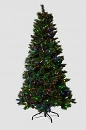 Mr. Light 7 Ft Pre-Lit Artificial Tree with 40 (Forty!) Different Functions & Color Combinations. Create Your Own Unique, Fabulous Christmas Light Show with This Tree, 400 LED's, 1200 PE & PVC Tips.