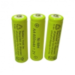 12 Pieces AA Size 2700mAh RECHARGEABLE Ni-MH 1.2V Batteries