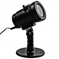 Christmas Holiday Projection Lamp with 15 Slides